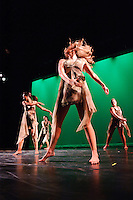 "Ashleyliane Dance Company hosting ""Far From Over"" showcase at COCA in St. Louis, MO on Apr 25, 2009."
