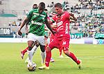 Deportivo Cali y Patriotas FC igualaron sin goles este domingo por la tarde noche, en partido de la fecha 17 de la Liga de Fútbol Profesional Colombiano, el cual se jugó en el estadio de Palmaseca.