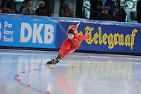 SPEED SKATING: STAVANGER: Sørmarka Arena, 31-01-2016, ISU World Cup, 500m Men Division A, Espen Aarnes Hvammen (NOR), ©photo Martin de Jong