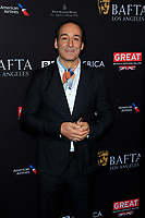 LOS ANGELES - JAN 6:  Alexandre Desplat at the 2018 BAFTA Tea Party Arrivals at the Four Seasons Hotel Los Angeles on January 6, 2018 in Beverly Hills, CA