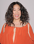 Sandra Oh attends Welcome To ShondaLand: An Evening with Shonda Rhimes & Friends held at The Leonard H. Goldenson Theatre  in North Hollywood, California on April 02,2012                                                                               © 2012 DVS / Hollywood Press Agency