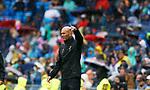 Real Madrid CF's Zinedine Zidane{persons} during La Liga match. Aug 24, 2019. (ALTERPHOTOS/Manu R.B.)