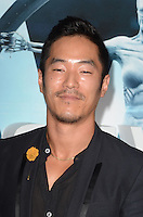 HOLLYWOOD, CA - SEPTEMBER 28: Leonardo Nam at the premiere of HBO's 'Westworld' at TCL Chinese Theatre on September 28, 2016 in Hollywood, California. Credit: David Edwards/MediaPunch