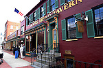 Maryland: Annapolis.  Historic tavern.  Photo #: mdanna109(nef555).Photo copyright Lee Foster, www.fostertravel.com, 510/549-2202, lee@fostertravel.com