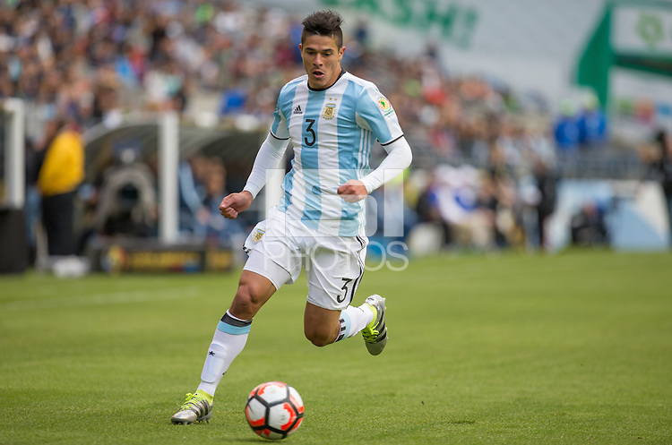 Seattle Washington - June 14, 2016: Argentina defeated Bolivia 3:0 in their final group stage match of the Copa America Centenario.