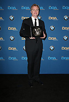 03 February 2018 - Beverly Hills, California - Christopher Nolan. 70th Annual Directors Guild Of America Awards held at the Beverly Hilton. <br /> CAP/ADM<br /> &copy;ADM/Capital Pictures