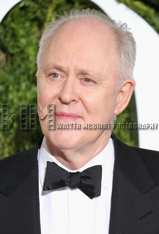 NEW YORK, NY - JUNE 11:  John Lithgow attends the 71st Annual Tony Awards at Radio City Music Hall on June 11, 2017 in New York City.  (Photo by Walter McBride/WireImage)