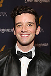 Michael Urie during the arrivals for the 2018 Drama Desk Awards at Town Hall on June 3, 2018 in New York City.