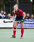 UTRECHT -   Laurien Leurink (Laren)  tijdens de hockey hoofdklasse competitiewedstrijd dames:  Kampong-Laren (2-2). COPYRIGHT KOEN SUYK