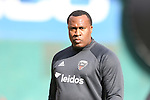 09 April 2016: DC United assistant coach Zach Thornton. DC United hosted the Vancouver Whitecaps FC at RFK Stadium in Washington, DC in a 2016 Major League Soccer regular season game. DC United won the match 4-0.
