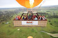 20160130 January 30 Hot Air Balloon Gold Coast