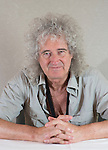BRIAN MAY, GUITARIST WITH QUEEN, NOW HEAVILY INVOLVED WITH ANIMAL WELFARE CAMPAIGNING.  REPEAL OF THE FOX HUNTING BAN IS A PARTICULAR INTEREST.<br /> KENSINGTON, W.LONDON.<br /> 25-6-2015 &copy;Pic by Ian McIlgorm