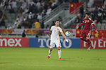 Qatar vs China PR during the AFC U23 Championship Qatar 2016 Group A match on January 12, 2016 at the Abdullah Bin Khalifa Stadium in Doha, Qatar. Photo by Fadi Al Assaad / Lagardère Sports