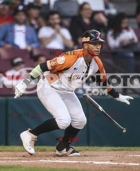 Ronny Cede&ntilde;o de Venezuela, durante el partido de beisbol de la Serie del Caribe entre Alazanes de Granma Cuba vs las &Aacute;guilas del Zulia Venezuela en el Nuevo Estadio de los Tomateros en Culiacan, Mexico, Sabado 4 Feb 2017. Foto: Luis Gutierrez/NortePhoto.com.    ****<br /> <br /> Actions, during the Caribbean Series baseball match between Granma Cuba vs Alajuelas de Zulia Venezuela at the New Tomateros Stadium in Culiacan, Mexico, Saturday 4 Feb 2017. Photo: Luis Gutierrez / NortePhoto.com