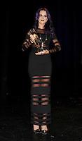 CENTURY CITY, CA - MAY 10: Katy Perry  attends the NARM Music Biz Awards Dinner Party held at the Hyatt Regency Century Plaza on May 10, 2012 in Century City, California.