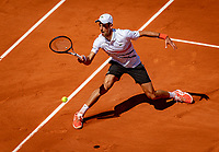 Paris, France, 1 june, 2019, Tennis, French Open, Roland Garros, Novak Djokovic (SRB)<br /> Photo: Henk Koster/tennisimages.com