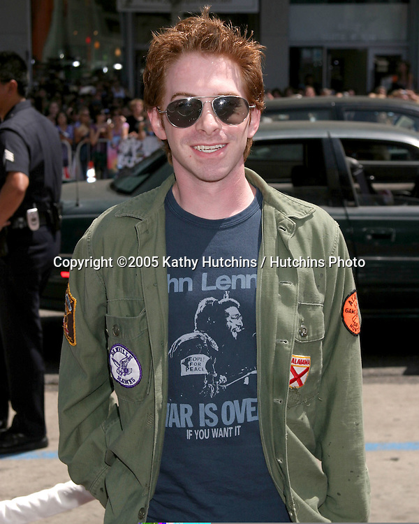 Seth Green.Charlie & the Chocolate Factory World Premiere.Grauman's Chinese Theater.Los Angeles, CA.July 10, 2005.©2005 Kathy Hutchins / Hutchins Photo....