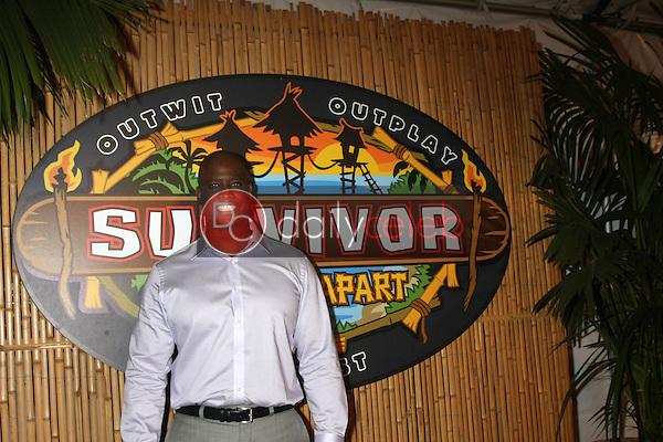 Will Sims II at the Survivor Season 30 Finale, CBS Radford, Studio City, CA 05-20-15<br /> David Edwards/Newsflash Pictures 818-249-4998