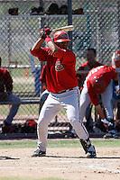 Rossmel Perez - Arizona Diamondbacks - 2009 spring training.Photo by:  Bill Mitchell/Four Seam Images