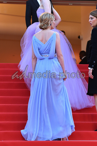 """24 May 2017 - Cannes, France - Kirsten Dunst. """"The Beguiled"""" Premiere during the 70th Cannes Film Festival. Photo Credit: MichaelTimm/face to face/AdMedia"""
