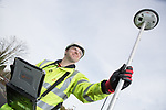 Wales &amp; West Utilities<br /> GPS Mobile Data Capture<br /> 12.12.17<br /> &copy;Steve Pope - Fotowales