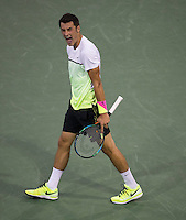 BERNARD TOMIC (AUS)<br /> <br /> Tennis - BNP PARIBAS OPEN 2015 - Indian Wells - ATP 1000 - WTA Premier -  Indian Wells Tennis Garden  - United States of America - 2015<br /> &copy; AMN IMAGES
