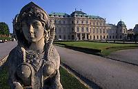 Europe/Autriche/Niederösterreich/Vienne: Palais du Belvedere
