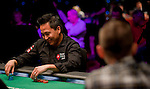 Anh Van Nguyen doubles up through Ray Henson.