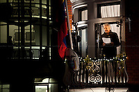 20.12.2012 - Assange Speech to mark 6 Months in the Ecuadorian Embassy