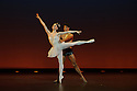 """Carlos Acosta presents CLASSICAL SELECTION, at the London Coliseum. Picture shows: Carlos Acosta, Marianela Nunez in """"Diana and Acteon"""", by Agrippina Vaganova."""