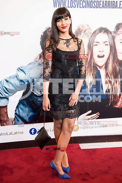 "Mariam Bachir attends to the premiere of the theater play ""Los Vecinos de Arriba"" of the director Cesc Gayt at Teatro La Latina in Madrid. April 13, 2016. (ALTERPHOTOS/Borja B.Hojas)"