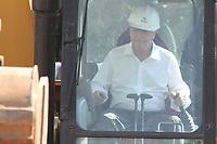 HORTOLÂNDIA, SP, 12.03.2018: POLITICA-SP - O governador de São Paulo, Geraldo Alckmin (PSDB), deu inicio as obras complementares do Corredor Metropolitano Biléo Soares em Hortolândia, interior de São Paulo, na manhã desta segunda-feira (12). (Foto: Luciano Claudino/Codigo19)