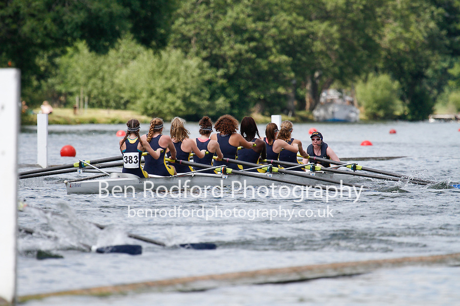 Race: 175 J8 Quarter-Final - Henley RC vs W Perkin's Sch<br /> <br /> Henley Women's Regatta 2017<br /> <br /> To purchase this photo, or to see pricing information for Prints and Downloads, click the blue 'Add to Cart' button at the top-right of the page.