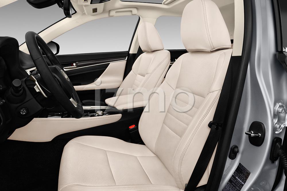 Front seat view of 2017 Lexus GS Executive-Line 4 Door Sedan Front Seat  car photos