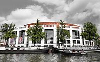 Nederland -  Amsterdam - 2019.  De Stopera.  Foto Berlinda van Dam / Hollandse Hoogte