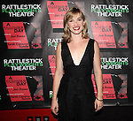 Maren Bush attending the Opening Night Performance of The Rattlestick Playwrights Theater Production of 'A Summer Day' at the Cherry Lane Theatre on 10/25/2012 in New York.