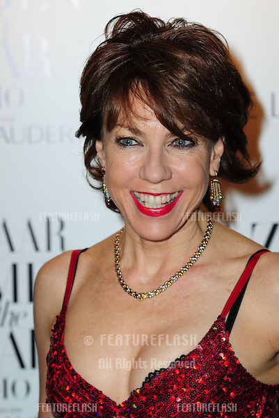 Kathy Lette arriving at The Harpers Bazaar Women of the Year Awards 2010, Mayfair, London. 01/10/2010 Picture by: Simon Burchell / Featureflash.