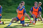 08.08.18 Rangers training: Liam Burt
