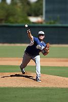 Trevor Oaks - 2014 AIL Dodgers (Bill Mitchell)