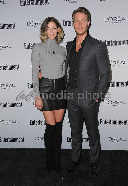 16 September 2016 - West Hollywood, California. Jake McDorman, Analeigh Tipton. 2016 Entertainment Weekly Pre-Emmy Party held at Nightingale Plaza. Photo Credit: Birdie Thompson/AdMedia