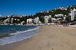 Oriental Bay. Wellington scenes. Photo: Marc Weakley