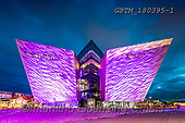 Tom Mackie, LANDSCAPES, LANDSCHAFTEN, PAISAJES, photos,+Belfast, Europe, Ireland, Irish, Northern Ireland, Titanic Museum, Tom Mackie, UK, Ulster, architectural, architecture, atmos+phere, atmospheric, blue hour, building, buildings, design, dock, dusk, evening, heritage,historic, history, horizontal, hori+zontals, landmark, landmarks, modern architecture, monument, museum, night, night time, purple, time of day, tourist att, tou+rist attraction, twilight,Belfast, Europe, Ireland, Irish, Northern Ireland, Titanic Museum, Tom Mackie, UK, Ulster, architec+,GBTM180395-1,#l#, EVERYDAY
