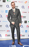 Ricky Wilson at the Nordoff Robbins O2 Silver Clef Awards 2018, Grosvenor House Hotel, Park lane, London, England, UK, on Friday 06 July 2018.<br /> CAP/CAN<br /> &copy;CAN/Capital Pictures