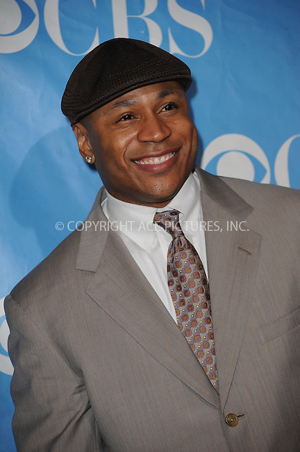 WWW.ACEPIXS.COM . . . . . ....May 20 2009, New York City....Rapper/actor LL Cool J at the 2009 CBS Upfront at Terminal 5 in Manhattan on May 20, 2009 in New York City.....Please byline: KRISTIN CALLAHAN - ACEPIXS.COM.. . . . . . ..Ace Pictures, Inc:  ..tel: (212) 243 8787 or (646) 769 0430..e-mail: info@acepixs.com..web: http://www.acepixs.com