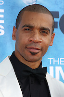 LOS ANGELES -  4: Aaron D. Spears arriving at the 42nd NAACP Image Awards at Shrine Auditorium on March 4, 2011 in Los Angeles, CA