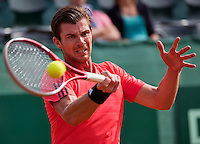 The Hague, Netherlands, 25 July, 2016, Tennis,  The Hague Open , Antal van der Duim (NED)<br /> Photo: Henk Koster/tennisimages.com