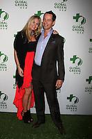 Carolin Copeland, Sebastian Copeland<br /> at the Global Green USA Pre-Oscar Event, Avalon, Hollywood, CA 02-26-14<br /> David Edwards/DailyCeleb.Com 818-249-4998
