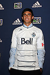 13 January 2011: Vancouver Whitecaps selected Omar Salgado with the #1 overall pick. The 2011 MLS SuperDraft was held in the Ballroom at Baltimore Convention Center in Baltimore, MD during the NSCAA Annual Convention.