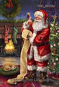 Marcello, CHRISTMAS SANTA, SNOWMAN, WEIHNACHTSMÄNNER, SCHNEEMÄNNER, PAPÁ NOEL, MUÑECOS DE NIEVE, paintings+++++,ITMCXM1682,#X# ,fireplace