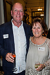 Gordon and Jan McKendry at the Greenbank 21 Year Reunion - Current and Past Parents, The Northern Club, Auckland, New Zealand,  Friday, August 04, 2017.Photo: David Rowland / One-Image.com for BW Media